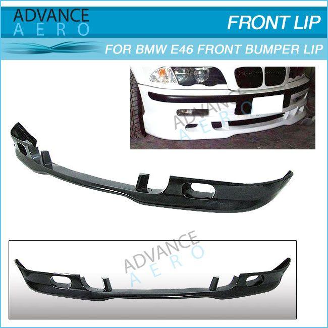Для 99 - 04 BMW E46 M3 3-SERIES 4DR поли уретановая переднего бампера спойлер тела комплекты-изображение-Автомобильные бамперы-ID товара::1976347801-russian.alibaba.com