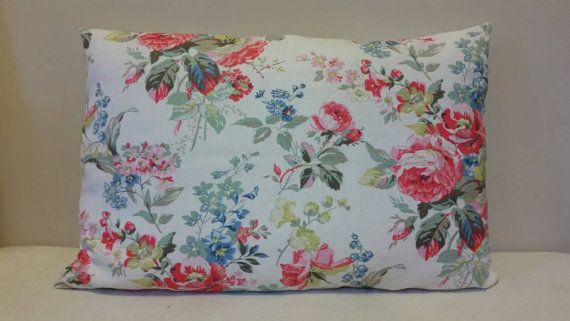 Check out this item in my Etsy shop https://www.etsy.com/listing/227935001/cath-kidston-floral-cushion-40x60cm