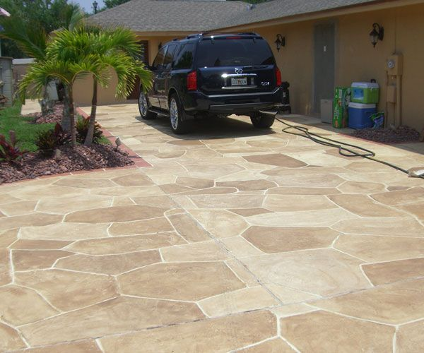 The 25 Best Driveway Paint Ideas On Pinterest Cement