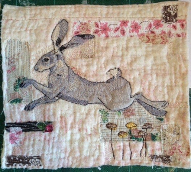 The Bloggings Of Mrs Bertimus: Freestyle Machine Embroidery. OMG, her work is impressive!