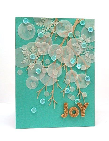 149 best Card Making: Christmas/ Winter images on Pinterest ...