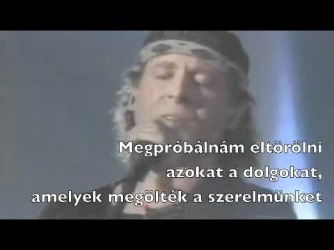 Scorpions - Still Loving You magyar (magyar felirat/Hungarian subtitle)