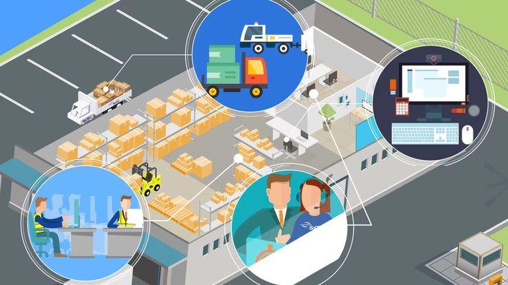 Présentation en motion design du fonctionnement de Sodexi et de ses avantages en matière de logistique et de livraison de colis à l'international.