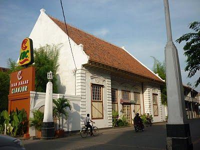 Kota Lama (Oude Staad) dan Peninggalan Kolonial Belanda di Indonesia | ..What a Wonderful Life..