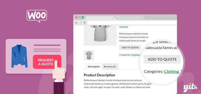 YITH WooCommerce Request A Quote Premium 1.5.5, Woocrack.com – YITH WooCommerce Request A Quote Premium is a WooCommerce Extensionsdeveloped by YITHEMES. YITH WooCommerce Request A Quote Premium is a Wo