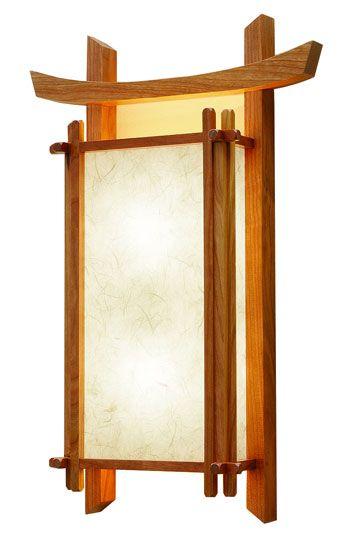 Wall Sconces | Asian Lighting | AffordableLamps.com Home Lighting Blog