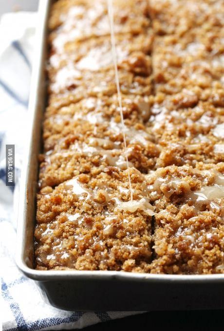 ... Cake on Pinterest | Streusel Cake, Cinnamon Crumble and Coffee Cake