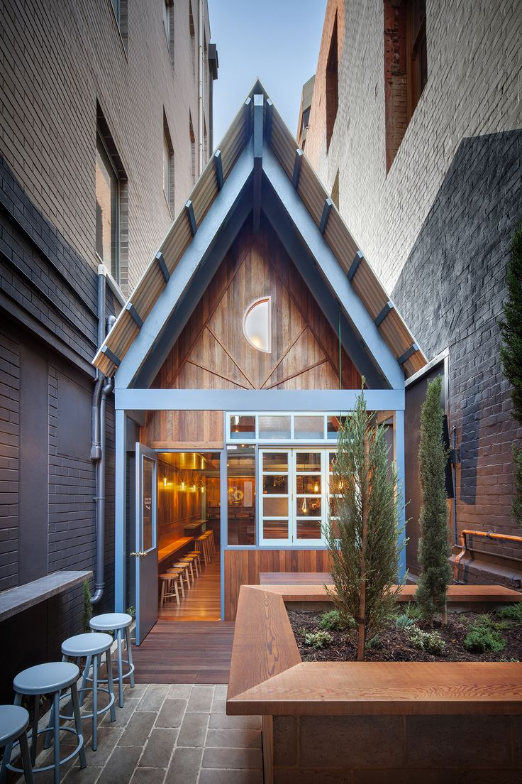 The built environment 336 pinterest for Courtyard home designs adelaide