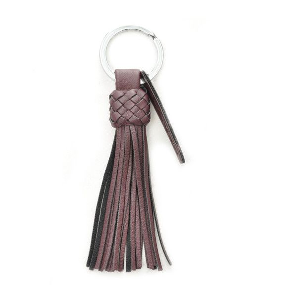 Tassel key ring £10 from Ceannis at the Nordic Angel LIfestyle Boutique.
