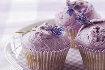 Lavender Cupcakes http://www.yummly.com/recipe/Lavender-Cupcakes-Food_com-113920