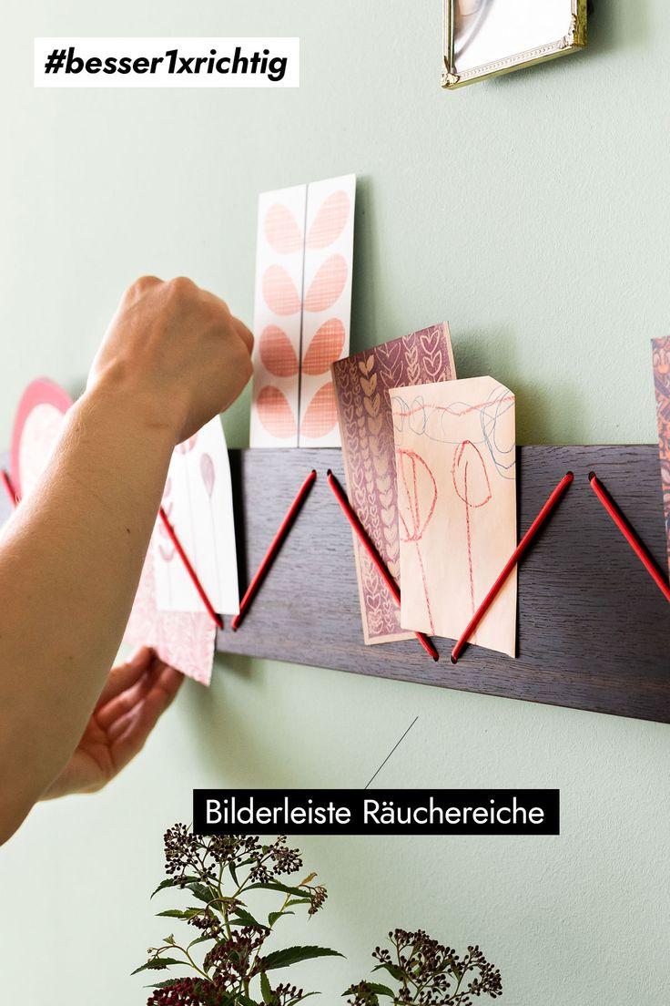 Bilderleiste Räuchereiche #klotzaufklotz.de – Möbel aus Holz für Dein Zuhause