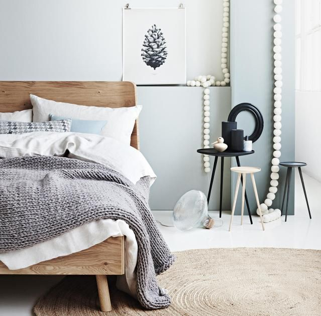 die besten 25 bett eiche ideen auf pinterest eiche schlafzimmerm bel plattform bettrahmen. Black Bedroom Furniture Sets. Home Design Ideas