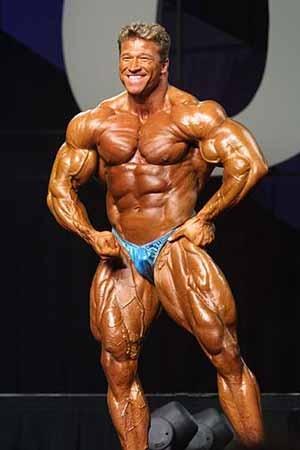 Gunter Schlierkamp, Bodybuilder