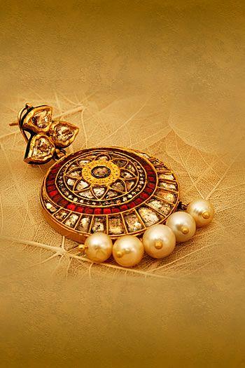 Payal Gupta traditional jewellery