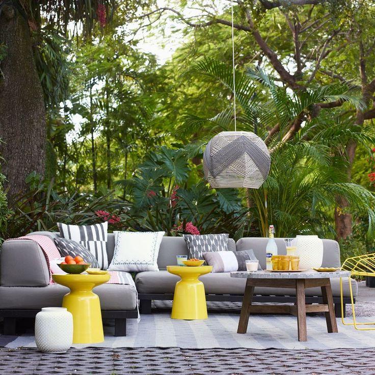 Die besten 25+ Southwestern outdoor sofas Ideen auf Pinterest - zubehor fur den outdoor bereich