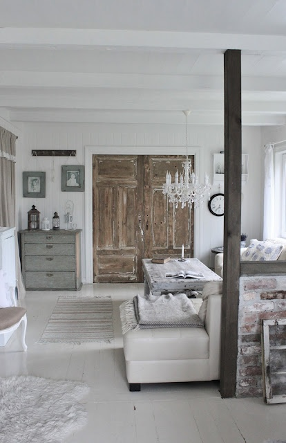 Livingroom Norwegian style