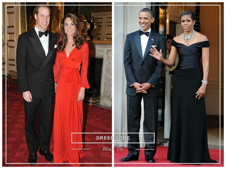 #dresscode #blacktie