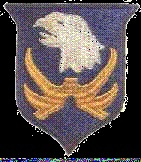 Original Shoulder Patch of the 101st Division