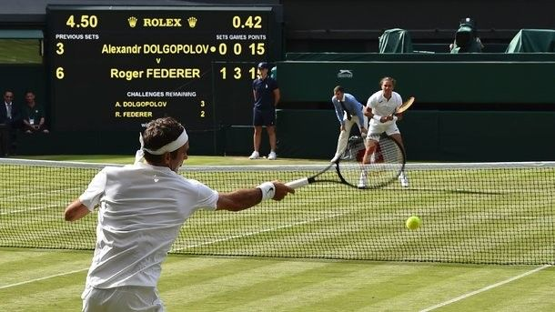 The schedule of the environment for the Ukrainian tennis players on Wimbledon