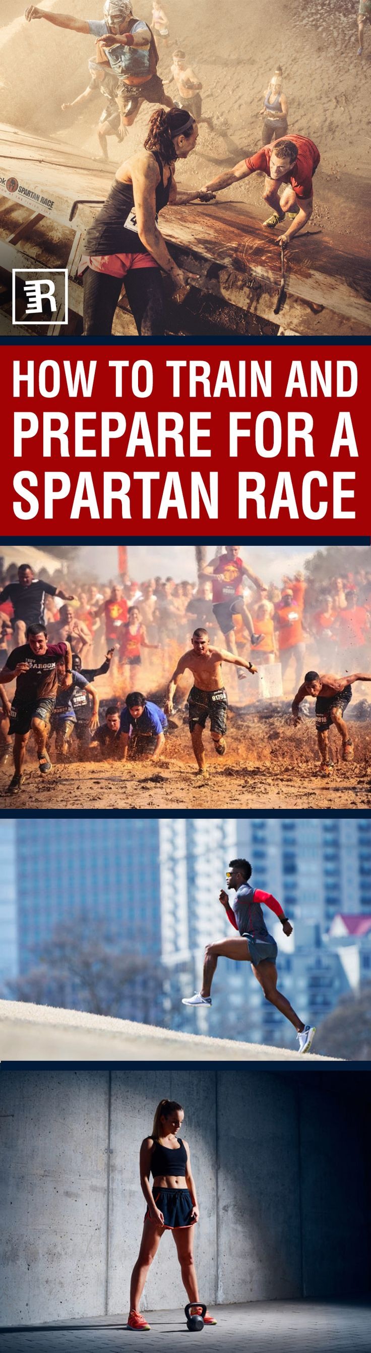If you enjoy grit, mud, obstacles, paths of fire and ultimately – the challenge of a lifetime – then a Spartan race is definitely for you. Take on board some of our training advice to see you through
