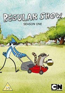 Regular Show - Season 1 [DVD] [2014]: Amazon.co.uk: J.G Quintel, William Salyers, Sam Marin, Mark Hamill, Roger Craig Smith, Janie Haddad Tompkins, Minty Lewis, Courtenay Taylor: DVD & Blu-ray