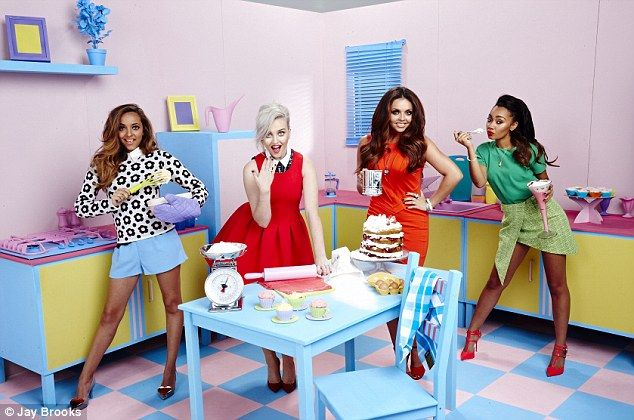 Little Mix I GET TO SEE THEM WITH DEMI AND FIFTH HARMONY AHHHH!