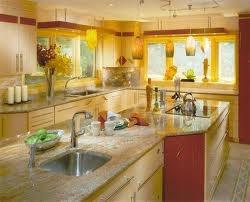 Yellow Kitchen!