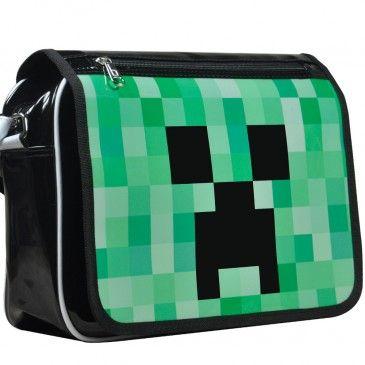Minecraft Creeper school bags bags online