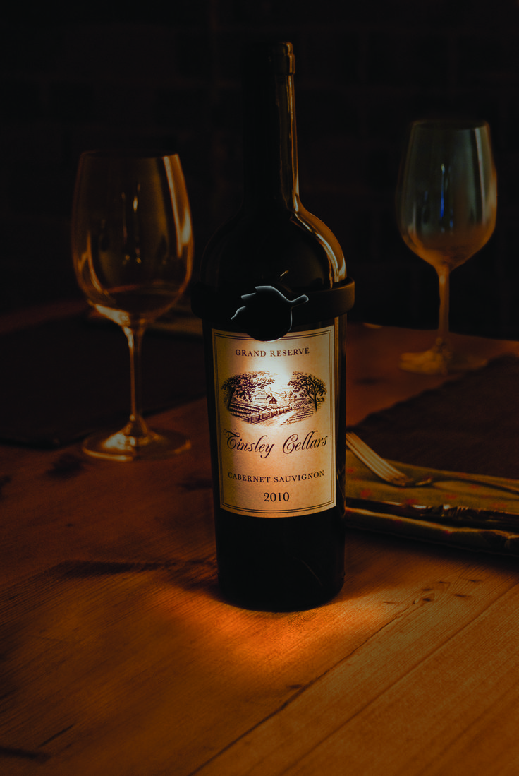 Delight your guests with our Wine Label