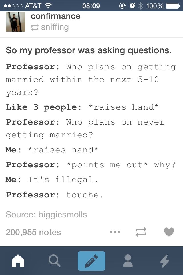 Tumblr funny gay who plans on getting married within 5-20 years never getting married