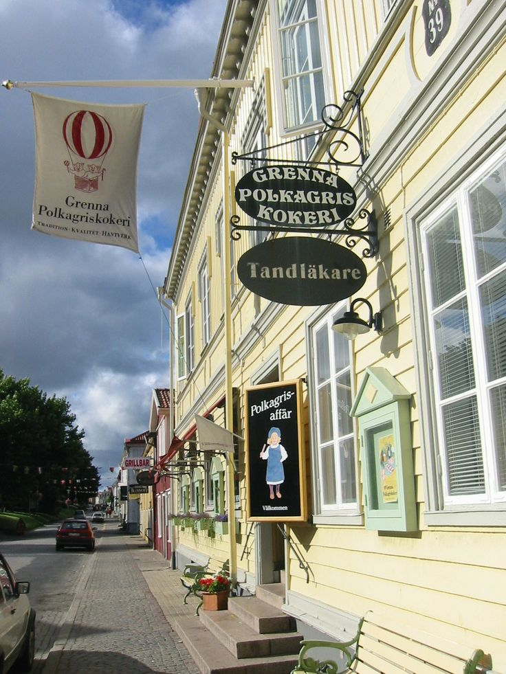Grenna Sweden