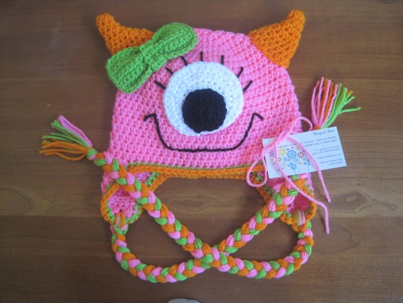 36 month girl neon pink orange and lime green one by nickiL156, $27.00