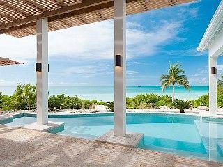 Turks & Caicos Sapodilla Beach in Providenciales