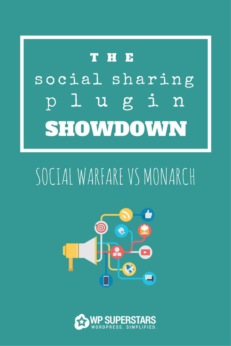 Social Warfare vs Monarch: The Social Sharing Plugin Showdown