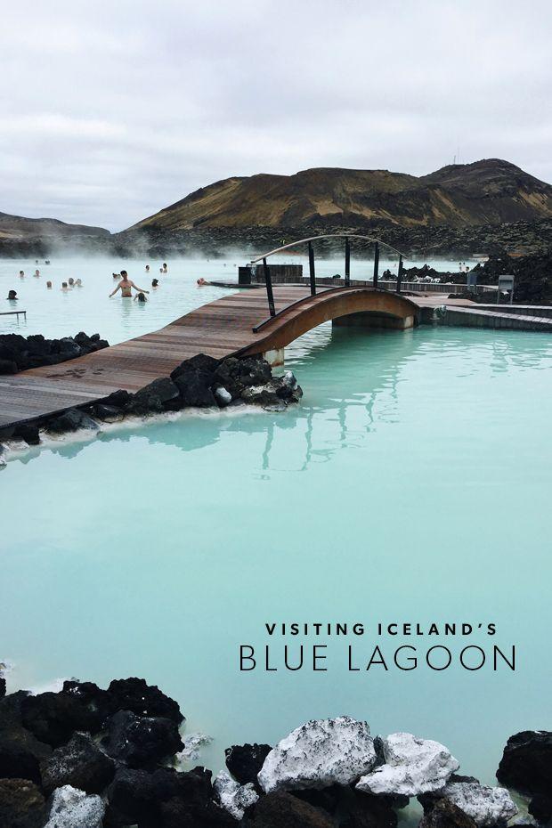 Visiting Iceland's Blue Lagoon