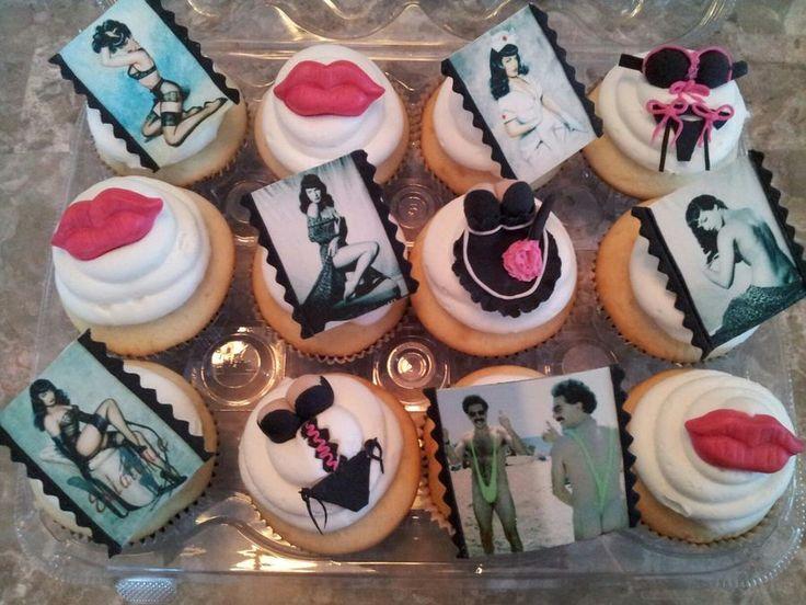 Cupcakes eróticosCake Galore, Creative Cups, Cups Cake, Cupcakes Erótico, Cupcakes Rosa-Choqu