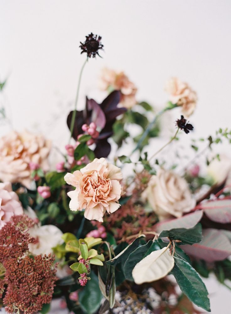 floral workshop from plenty of petals and siren floral co. michael radford photography