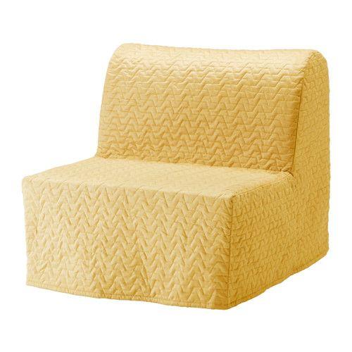 ЛИКСЕЛЕ МУРБО Кресло-кровать IKEA Жесткий двухслойный пенополиуретановый матрас для ежедневного использования.