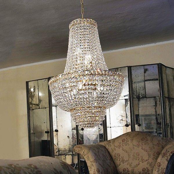 Designed by Brian Rasmussen & Alessandro Lenarda - the beautiful Settat Classic Chandeliers #interiordesign #homedecor #lighting #light #lightingdesign