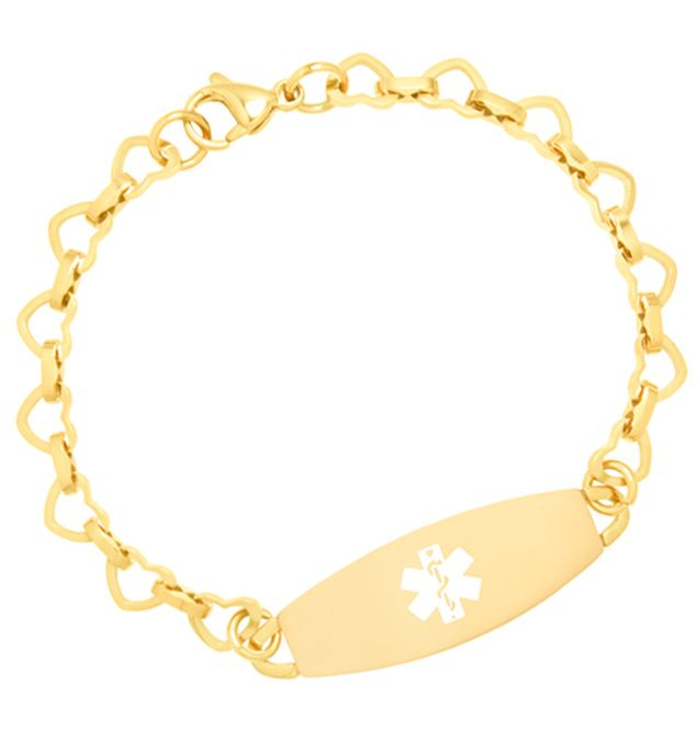 Jolene Medical Id Bracelet Medical Id Bracelets Medic Alert Bracelets Medical Alert Jewelry