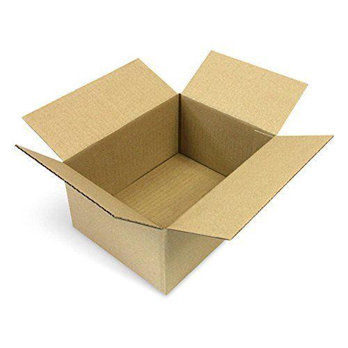 25 Kartons 300 x 200 x 200mm für Warensendung und Verpackung: Amazon.de: Bürobedarf & Schreibwaren