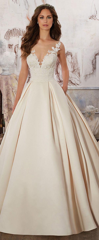 Best Scoop Wedding Dress Ideas On Pinterest Ballerina