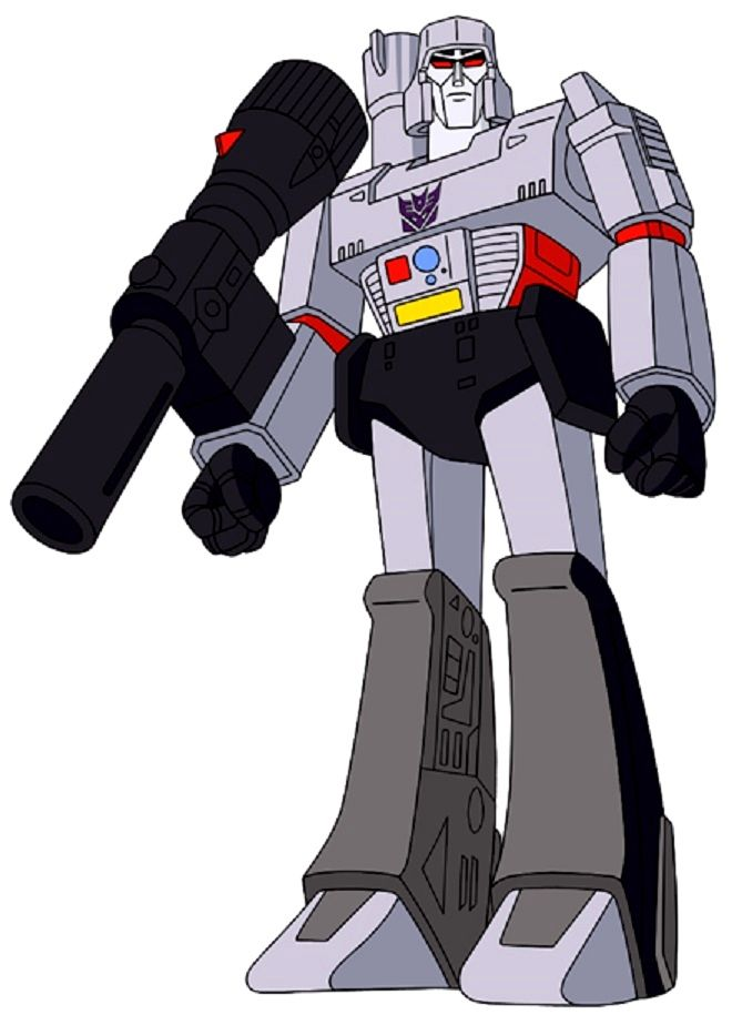 Megatron is a character from the Transformers franchise created by American toy company Hasbro in 1984 based on a design by Japanese toy company Takara