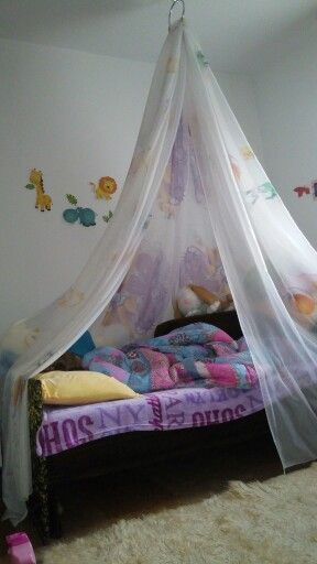 Princess bed with Disney