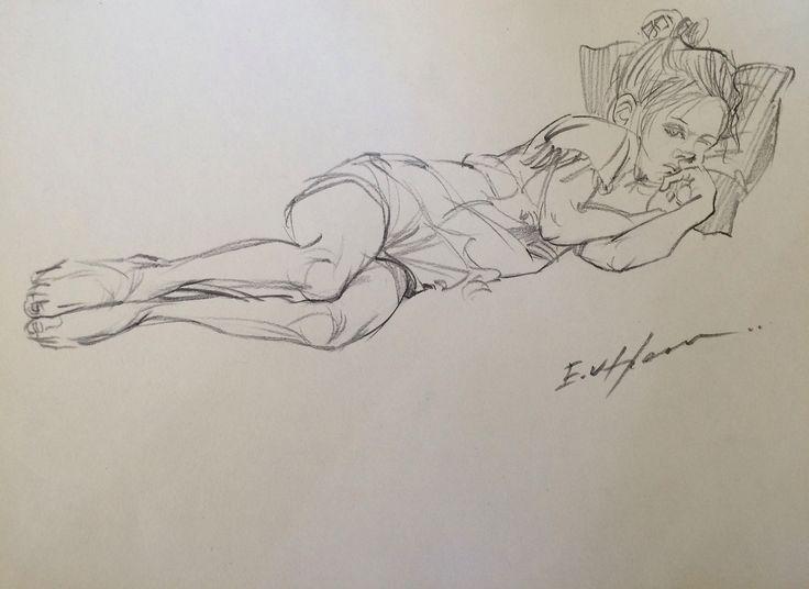 #sketch #drawing #figure