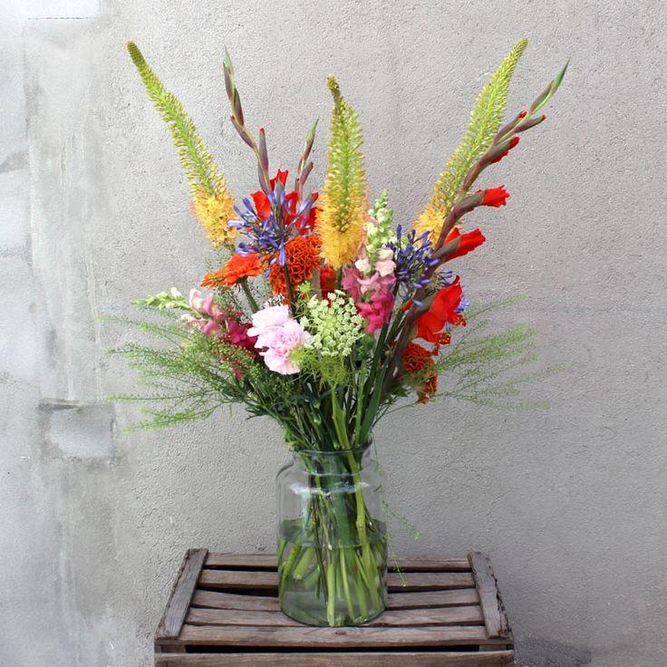 Mis Flores en Casa - Ramo Espectacular   Floristería Bourguignon