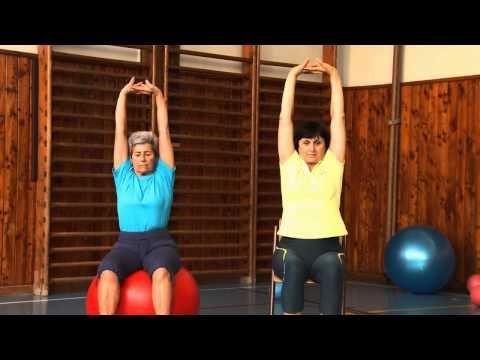 Ramenní kloub - Cvičením proti bolesti - 6. díl - YouTube