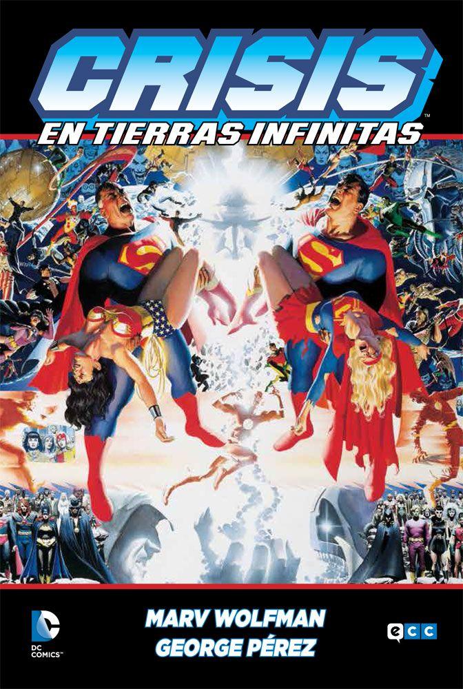 ¡Mundos vivirán, mundos morirán y el Universo DC no volverá a ser el mismo! Una oleada de antimateria está arrasando el multiverso, y solo el misterioso Monitor parece conocer la causa y, lo que es más importante, la solución: reclutar a los héroes más poderosos de todas las tierras para hacer frente al enemigo más peligroso que jamás hayan conocido. ¿Bastará el empeño de Superman, el Capitán Marvel, Flash, Supergirl, los Nuevos Titanes y compañía para evitar la destrucción?