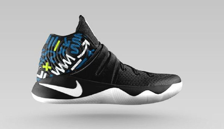 Nike Shows Off Customizable Kyrie 2 iD Basketball Shoes - http://www.morningnewsusa.com/nike-shows-off-customizable-kyrie-2-id-basketball-shoes-2347885.html