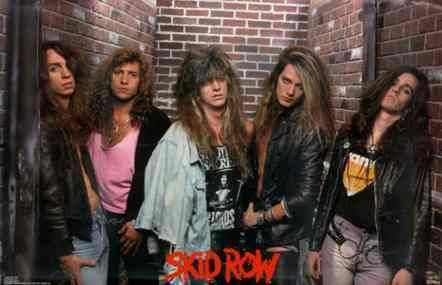 80's music images | Skid Row Concert Tour - 80s Music at The 80's child.com